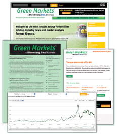 Green Markets Newsletter