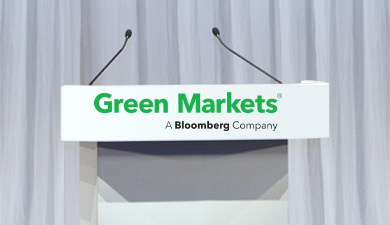 Green Markets Speaking Engagements