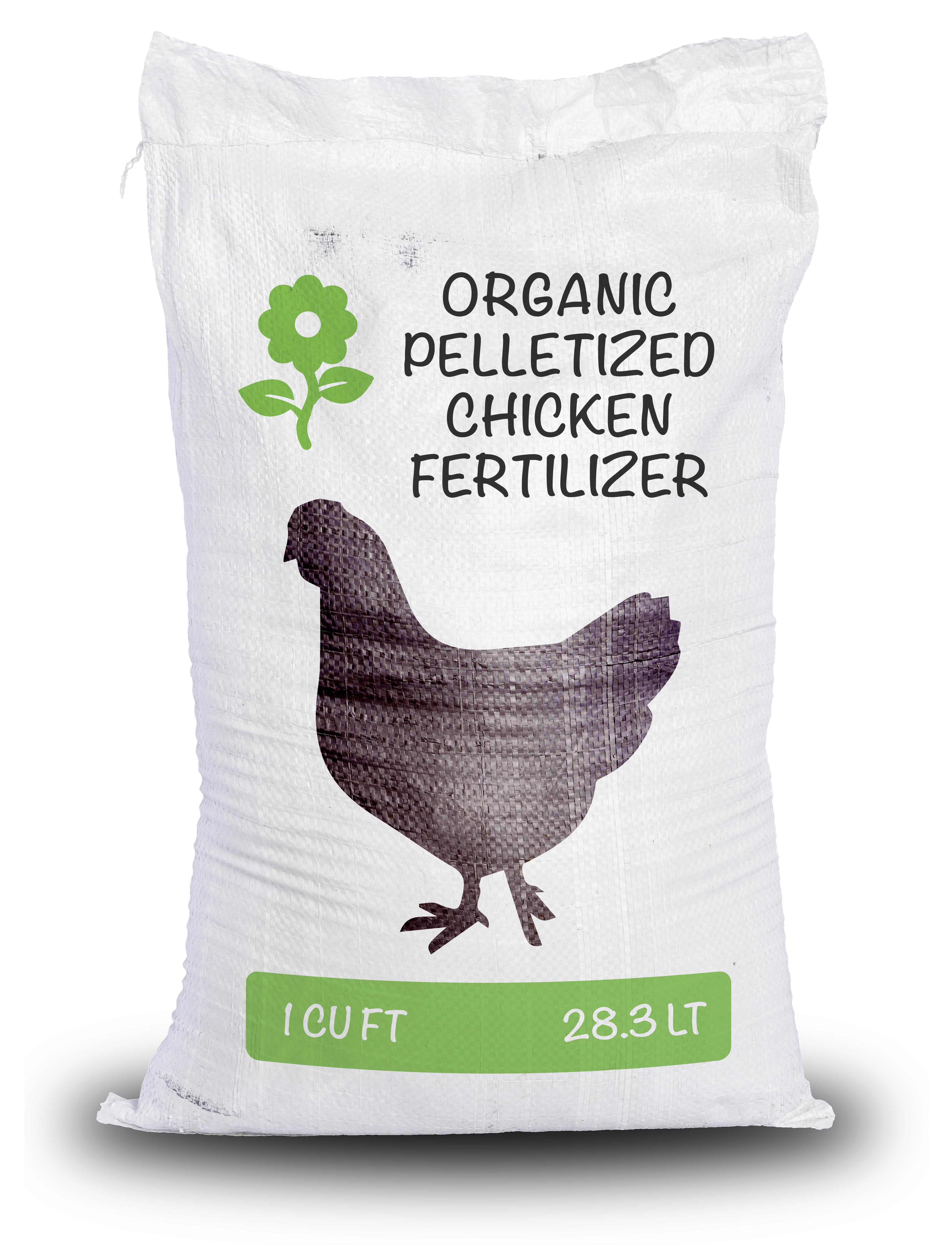 Poultry Fertilizer Bag