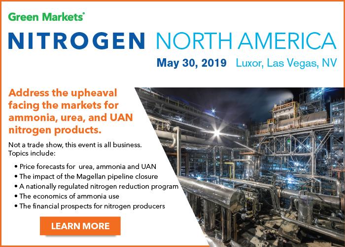 Nitrogen North America 2019