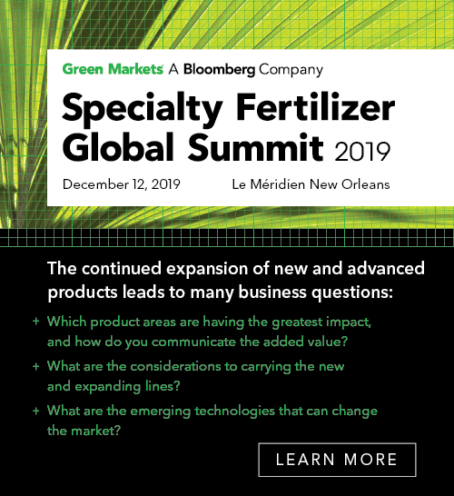 Specialty Fertilizer Global Summit 2019